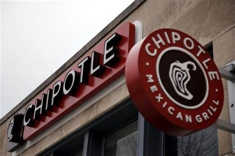 Are You At Chipotle Yet?? Do So Now...