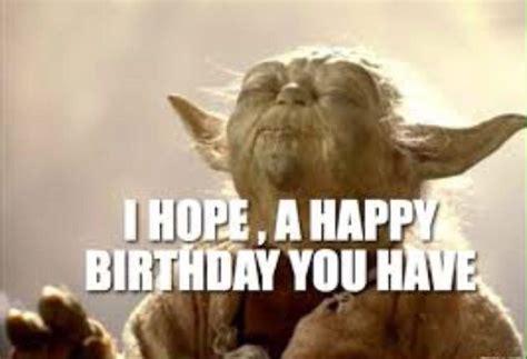 yoda happy birthday happy birthday spr 252 che zum