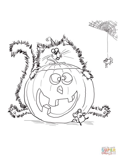 scaredy cat splat coloring page  printable coloring