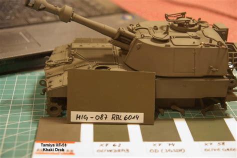 berühmte models der 80er m109 g der bundeswehr mitte der 80er 1 35 tamiya blackdog