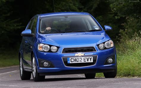 Chevrolet Aveo 2018 Widescreen Exotic Car Picture 13 Of