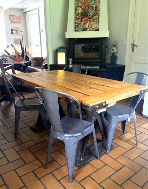 refaire sa cuisine rustique en moderne 56 idées déco de table