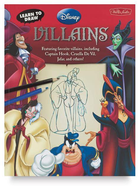 learn  draw disney villains blick art materials