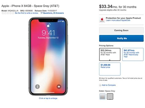 how to pre order the iphone x business insider