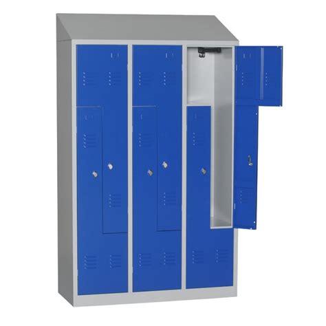 le vestiaire de cle vestiaire 6 portes en l espace equipement