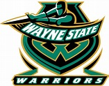 Wayne State Warriors Primary Logo - NCAA Division I (u-z ...