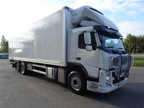 2017 volvo truck price used volvo fm 370 frc luokat uusittu 2 2017 reefer trucks