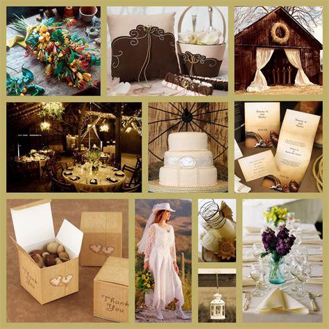 Premier Bride Magazine Texas Wedding Theme Western