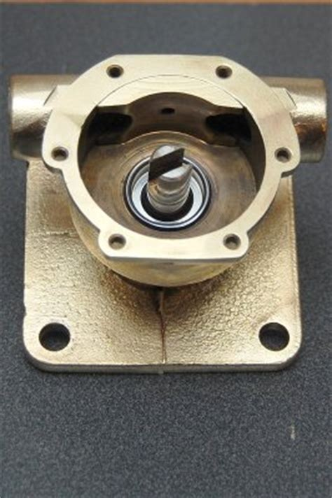 rebuilding  raw water pump photo gallery  compass