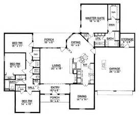 single level home plans superb single level home plans 6 one level house plan newsonair org