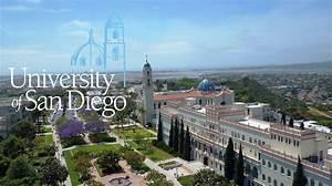 University of San Diego Tour - YouTube