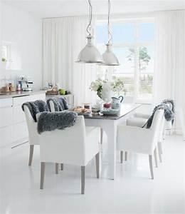 Möbel Skandinavischer Stil : esszimmer skandinavischer stil grau ~ Lizthompson.info Haus und Dekorationen