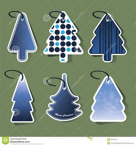 christmas tree price tags stock photos image 20762773