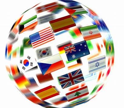 Flags Languages Globe Mangalam Join International Think