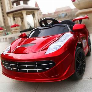 Children Electric Ride On Car Large Electric Baby Toy Car