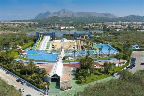 hidropark theme park  alcudia thousand wonders