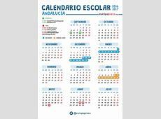 Calendario escolar 20162017 en Andalucía Navidad, Semana