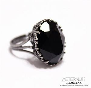 gothic wedding ring alternative engagement ring antique With gothic style wedding rings