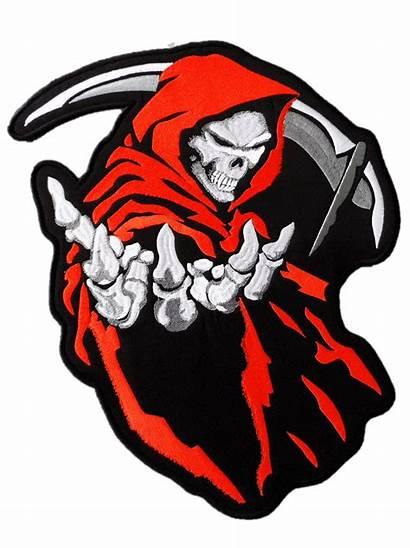 Clipart Reaper Grim Death Vest Transparent Symbol