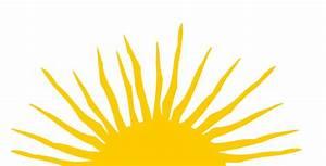 Best Half Sun Clipart #16236 - Clipartion.com