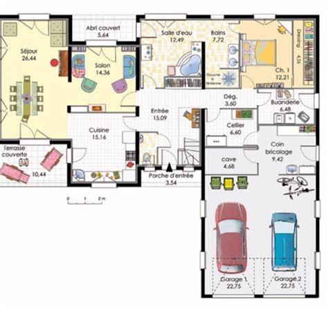 plan amenagement cuisine gratuit plan maison gratuit le bon plan pour construire ou faire