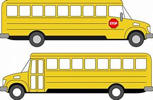 Clipart - School bus
