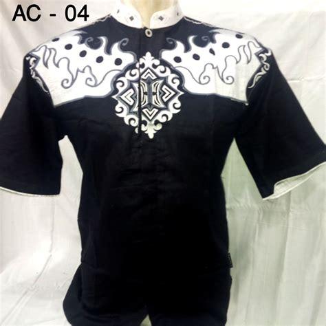 baju muslim pria ukuran jumbo big size 2l 3l dan 4l