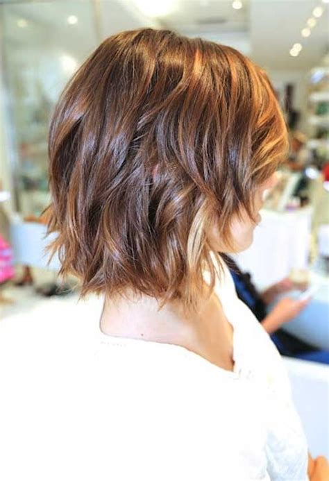 side view  short layered ombre hair hairstyles weekly