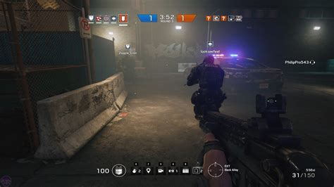 rainbow six siege review bit tech