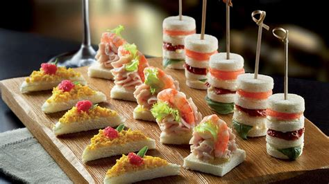 canape solution canapè ricetta unilever food solutions