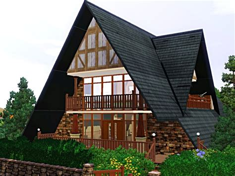 what is an a frame house mod the sims a frame at arleston rd