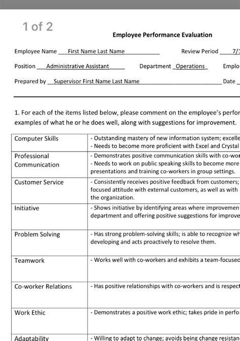 pin  dina  evaluation  evaluation employee