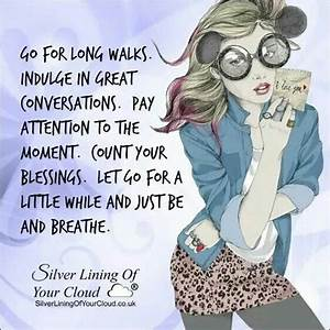 Silver lining o... Silver Inspirational Quotes