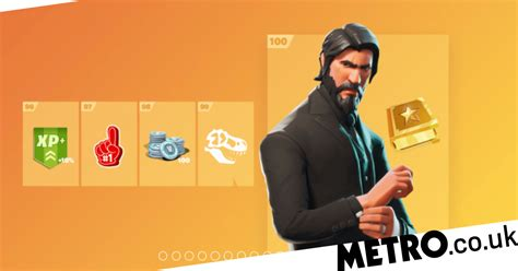 How To Get The John Wick Skin In Fortnite  Metro News
