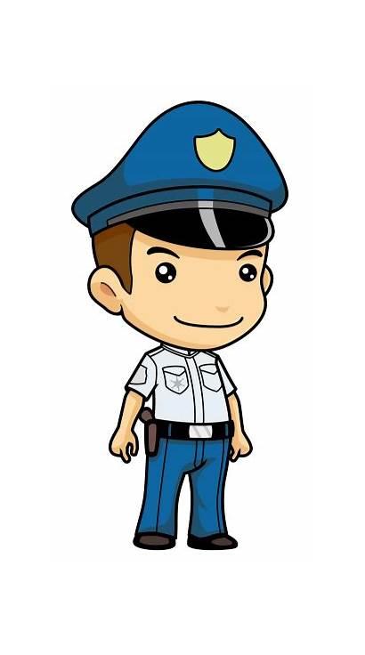 Policeman Clip Clipground Cop