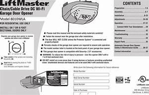 Chamberlain Garage Door Installation Manual