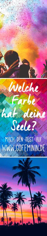 charakter farben test teste deine pers 246 nlichkeit welche farbe hat deine seele test quiz seele farben und