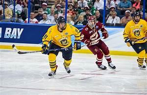 Quinnipiac Tops Boston College To Reach NCAA Hockey Final