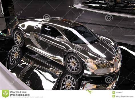 Bugatti Veyron Editorial Stock Photo