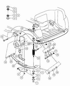 Rear-suspension- U2013-precedent-villager-4-and-i2-4-passenger