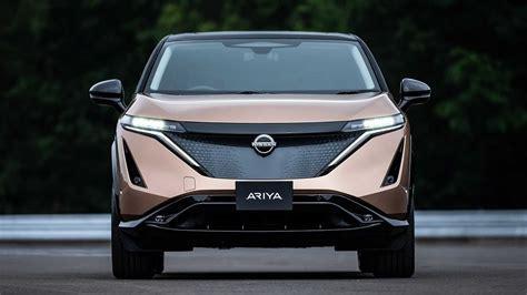 nissan ariya    advanced japanese car