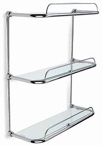 3 Tier Bathroom Shelving Unit