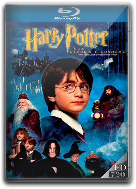 harry potter hd 720p saga completa dual ingles