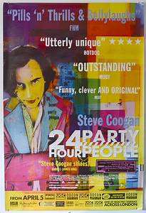 24 Hour Party People (British 4 Sheet Poster) - Original ...
