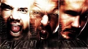 WWE Evolution Wallpaper by Oetzi92 on DeviantArt