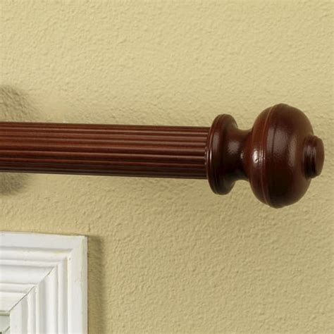 intercrown decorative ball finial 1 3 8 quot at menards 174