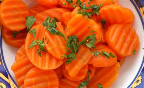 grand classique cuisine recette de carottes vichy