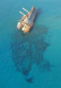 Wreck of the SS America / SS Australis /SS American Star ...  Wreck
