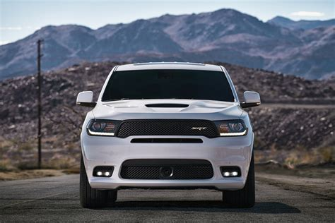 2018 Dodge Durango Srt Becomes Most Powerful Threerow Suv