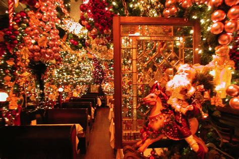 stunning christmas lights nyc offers  festive attractions